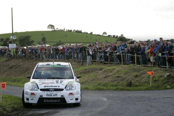 2006 British Rally ChampionshipUlster Rally, Armagh.2nd September 2006Roman KrestaWorld Copyright - Ebrey/LAT Photographic