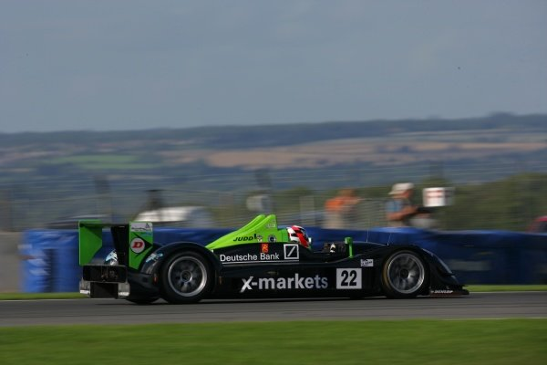 Martin Short (GBR) Rollcentre Racing Radical SR9 Judd.