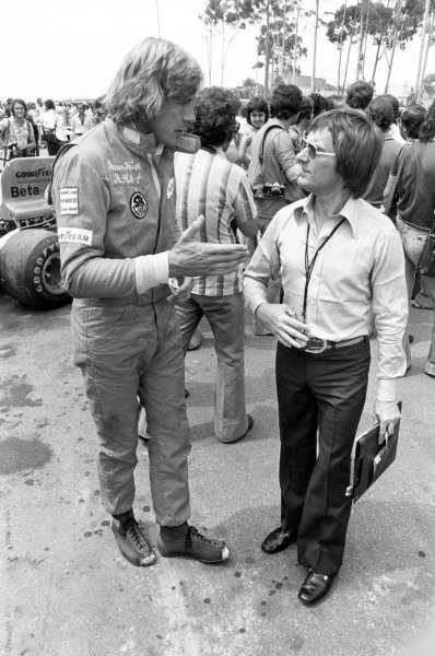 1975 Formula 1 World Championship.