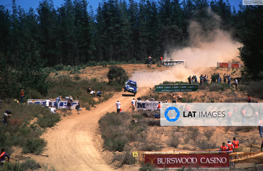 1997 World Rally Championship.