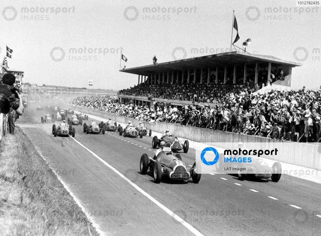 1950 French Grand Prix.