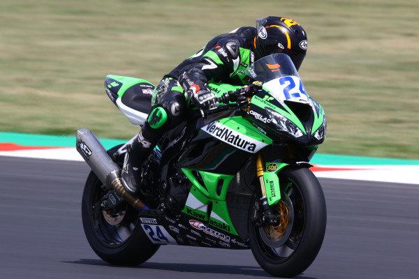 Leonardo Taccini, Orelac Racing VerdNatura.