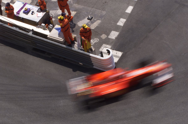 2000 Monaco Grand Prix.