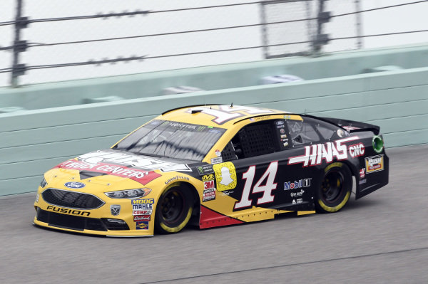 #14: Clint Bowyer, Stewart-Haas Racing, Ford Fusion Rush Truck Centers/Haas Automation VF1
