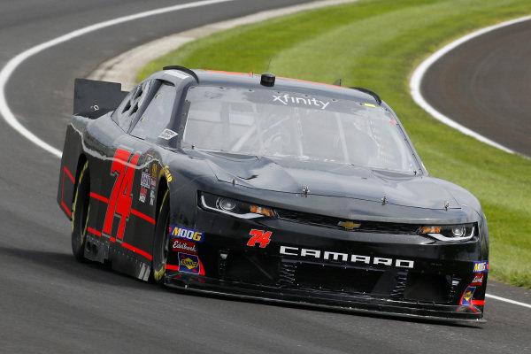 #74: Mike Harmon, Mike Harmon Racing, Chevrolet Camaro