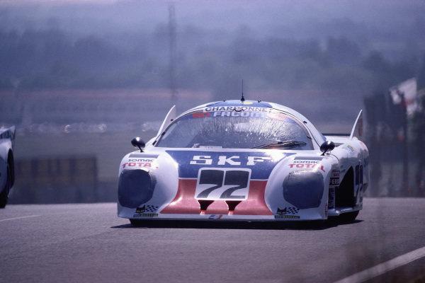 Jean Rondeau / Bernard Darniche / Jacky Haran, Rondeau M378 Ford.