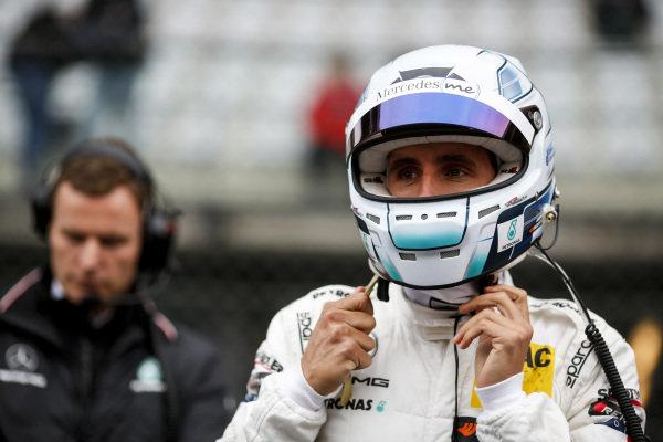 Daniel Juncadella, Mercedes-AMG Team HWA.