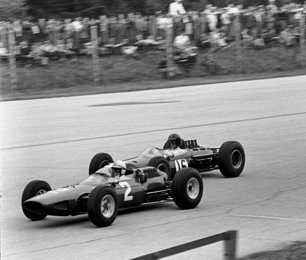 Italian GP, Monza 6 Sept  1964 
