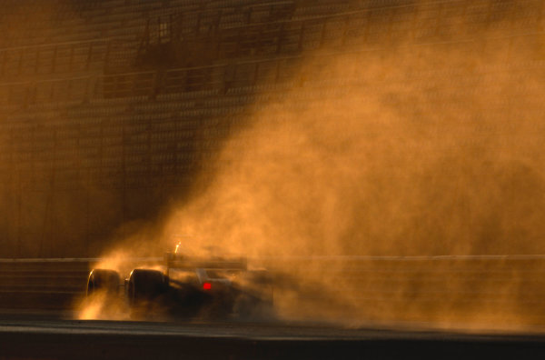 2002 Formula One Testing.