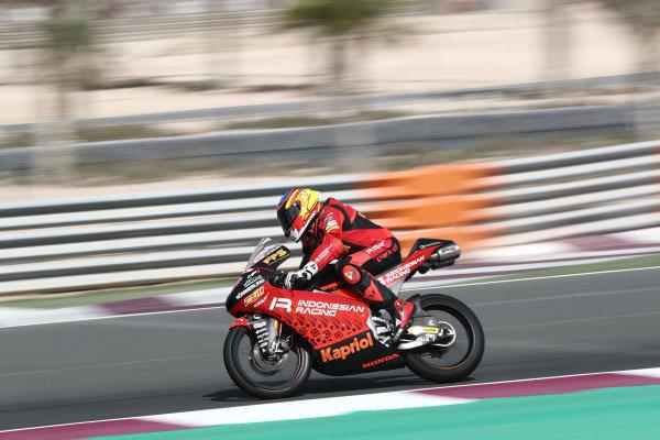 Gabriel Rodrigo, Team Gresini Moto3.