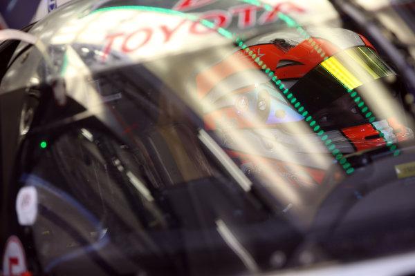 2015 FIA World Endurance Championship,  Rookie Driver Test, Bahrain BIC, 22nd November 2015, Juan Pablo Montoya (COL) Porsche Team Porsche 919 Hybrid World copyright. Jakob Ebrey/LAT Photograhic