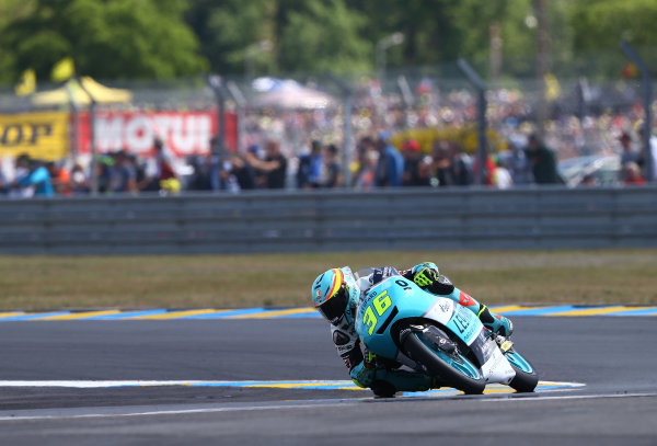2017 Moto3 Championship - Round 5 Le Mans, France Sunday 21 May 2017 Joan Mir, Leopard Racing World Copyright: Gold & Goose Photography/LAT Images ref: Digital Image 672046