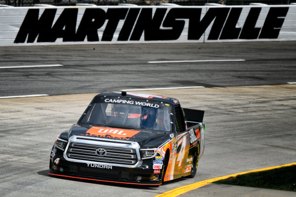 NASCAR Camping World Truck Series Alpha Energy Solutions 250 Martinsville Speedway, Martinsville, VA USA Friday 31 March 2017 Christopher Bell World Copyright: Scott R LePage/LAT Images ref: Digital Image lepage-170331-mv-0314