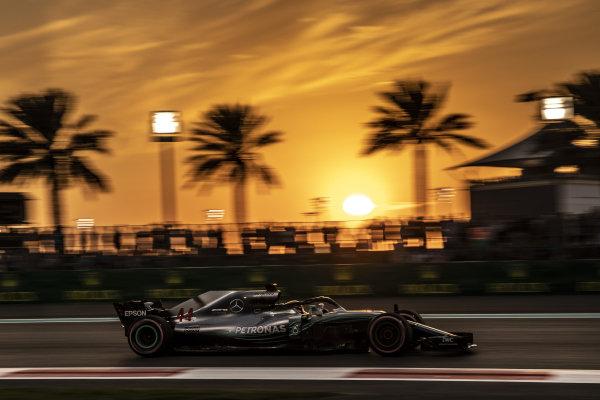 Yas Marina Circuit, Abu Dhabi, UAE