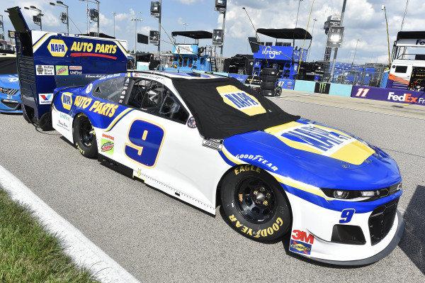 #9: Chase Elliott, Hendrick Motorsports, NAPA Auto Parts Chevrolet Camaro