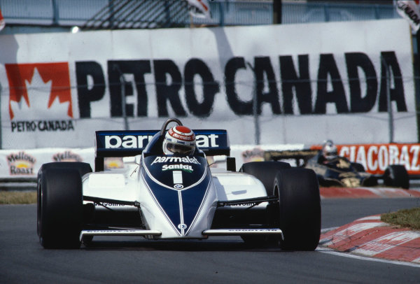 1982 Canadian Grand Prix.