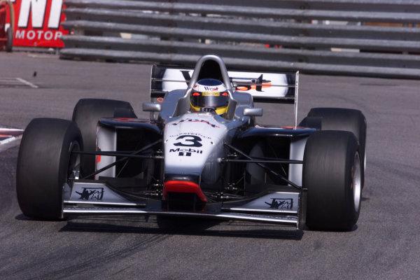 1999 International Formula 3000 Championship.Monte Carlo, Monaco.13 May 1999.Nick Heidfeld (West Competition).World - Lawrence/LAT Photographic