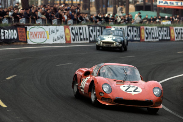 Le Mans, France. 19 - 20 June 1965.