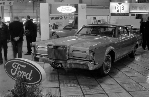 Ford Mercury Marquis.