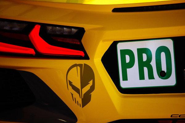 #63 Corvette Racing, Chevrolet Corvette C8.R - Jan Magnussen, Mike Rockenfeller