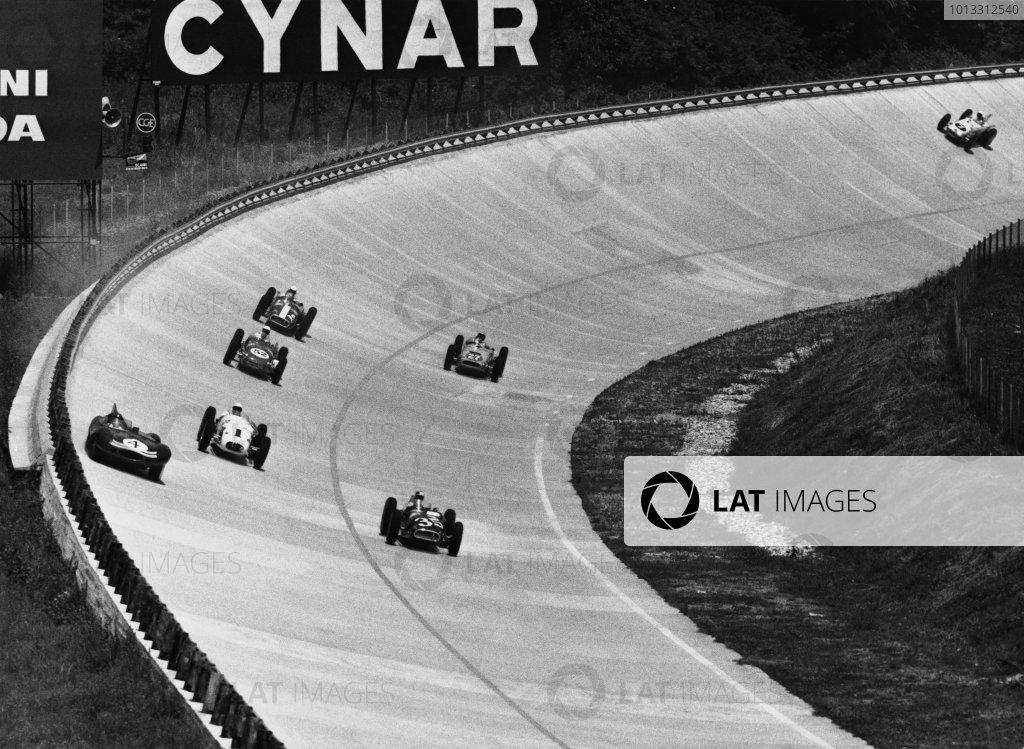 1957 USAC Monza 500.