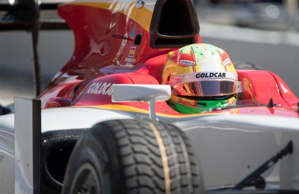 2017 FIA Formula 2 Round 2. Circuit de Catalunya, Barcelona, Spain. Friday 12 May 2017. Stefano Coletti (MON, Campos Racing)  Photo: Jed Leicester/FIA Formula 2. ref: Digital Image JL2_9364