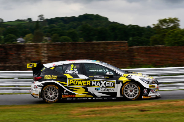 2017 British Touring Car Championship, Oulton Park, 20th-21st May 2017, Tom Chilton (GBR) Power Maxed Racing Vauxhall Astra World copyright. JEP/LAT Images