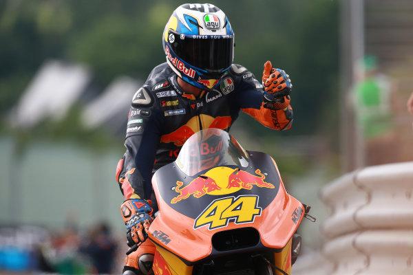 2017 MotoGP Championship - Round 9 Sachsenring, Germany Sunday 2 July 2017 Pol Espargaro, Red Bull KTM Factory Racing World Copyright: David Goldman/LAT Images ref: Digital Image 34283