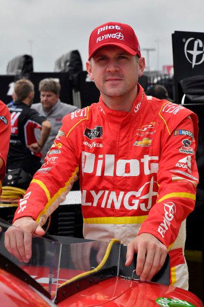 #5: Michael Annett, JR Motorsports, Chevrolet Camaro Pilot Flying J