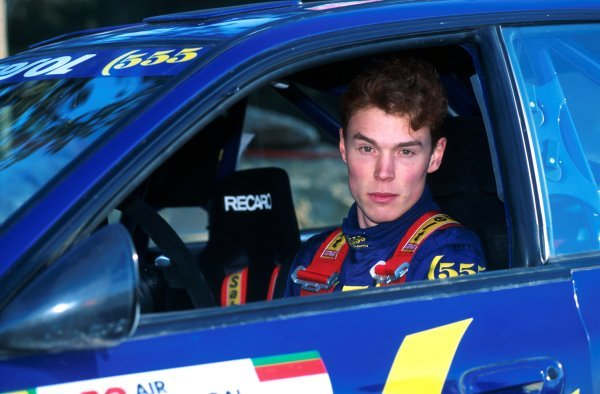 Richard Burns (GBR) Subaru Impreza with co-driver Robert Reid (GBR) finished seventh.