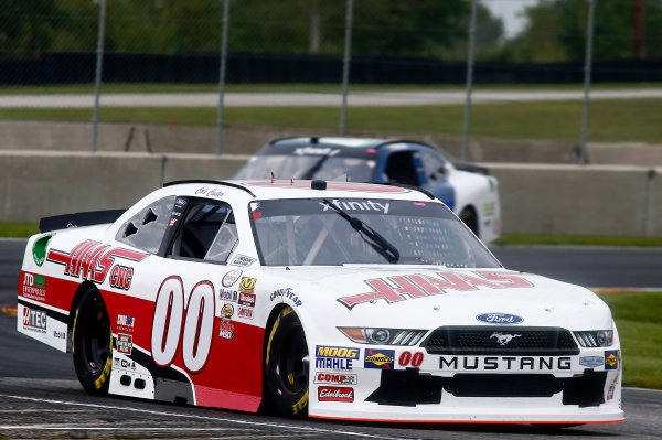 NASCAR XFINITY Series Johnsonville 180 Road America, Elkhart Lake, WI USA Saturday 26 August 2017 Cole Custer, Haas Automation Ford Mustang World Copyright: Brett Moist LAT Images
