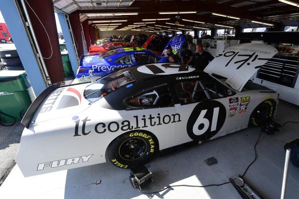 #61: Kaz Grala, Fury Race Cars LLC, Ford Mustang Kiklos/IT Coalition