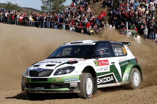 2013 World Rally Championship Rally Portugal 11th - 14th April 2013 Esapekka Lappi, Skoda, action Worldwide Copyright: McKlein/LAT