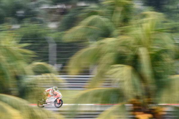 2017 Moto3 Championship - Round 17 Sepang, Malaysia. Friday 27 October 2017 Maria Herrera, AGR Team World Copyright: Gold and Goose / LAT Images ref: Digital Image 25072
