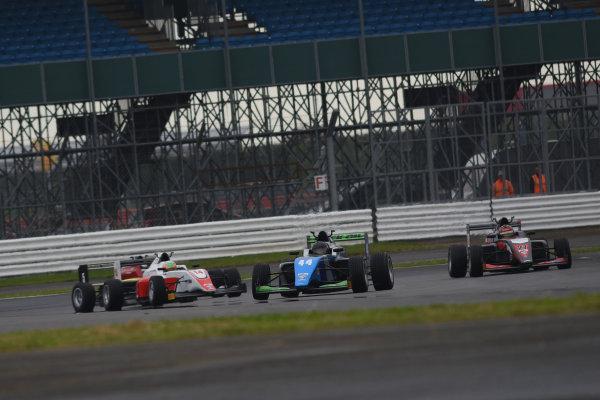 2016 BRDC Formula Three Championship, 11th-12th June 2016, SIlverstone, UK, Eugene Denyssen (RSA) Sean Walkinshaw Racing BRDC F3  World copyright. Ebrey/LAT Photographic