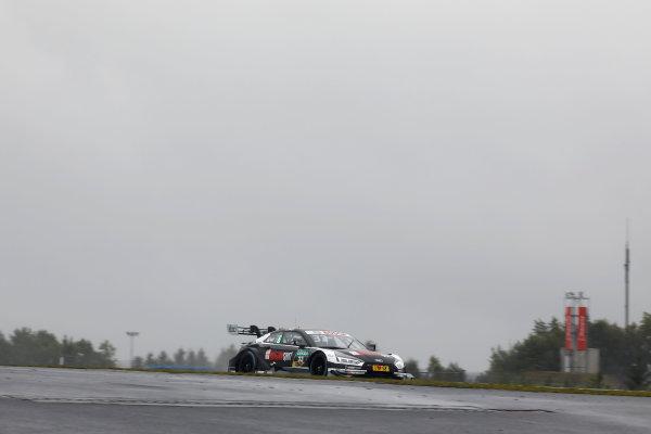 2017 DTM Round 7  Nürburgring, Germany  Friday 8 September 2017. René Rast, Audi Sport Team Rosberg, Audi RS 5 DTM  World Copyright: Alexander Trienitz/LAT Images ref: Digital Image 2017-DTM-Nrbg-AT1-0573