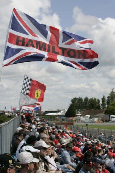 FIA Formula 1 World ChampionshipRound 9British Grand PrixSilverstone8th July 2007Worldwide Copyright: Colin McMaster/LAT