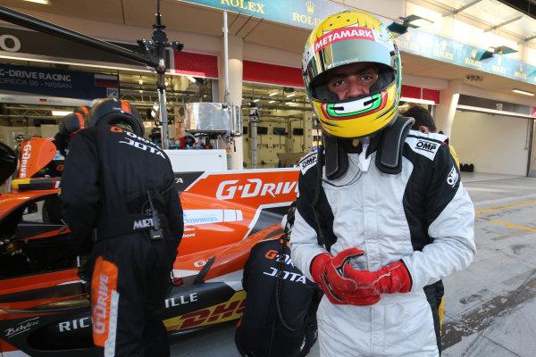 2016 FIA World Endurance Championship Rookie Test, Bahrain International Circuit, 20th November 2016, Tom Jackson (GBR) G Drive Oreca  World Copyright. Jakob Ebrey/LAT Photographic