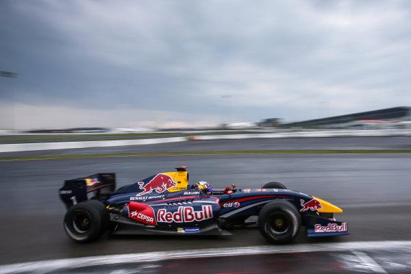 NURBURG (GER) JUL 11-13 2014 - World series by Renault 2014 at the Nurburgring. Carlos Sainz jr. #1 Dams. Action. © 2014 Diederik van der Laan  / Dutch Photo Agency / LAT Photographic