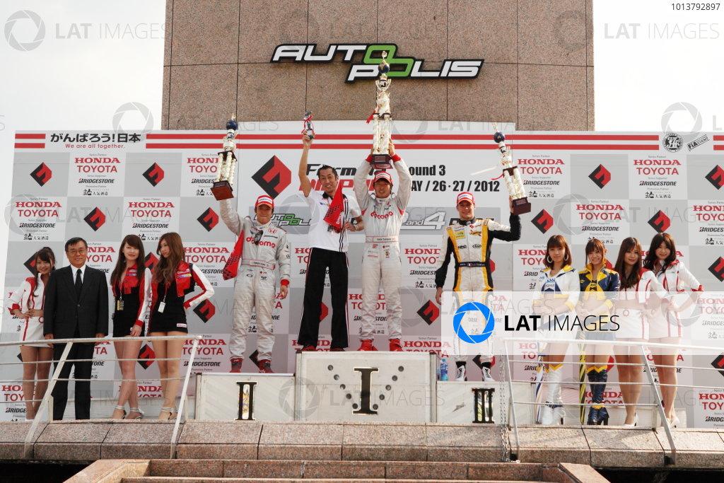 2012 Formula Nippon.