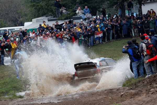 2014 World Rally Championship Rally Argentina 8th - 11th May 2014 Jari Matti Latvala, VW, action Worldwide Copyright: McKlein/LAT