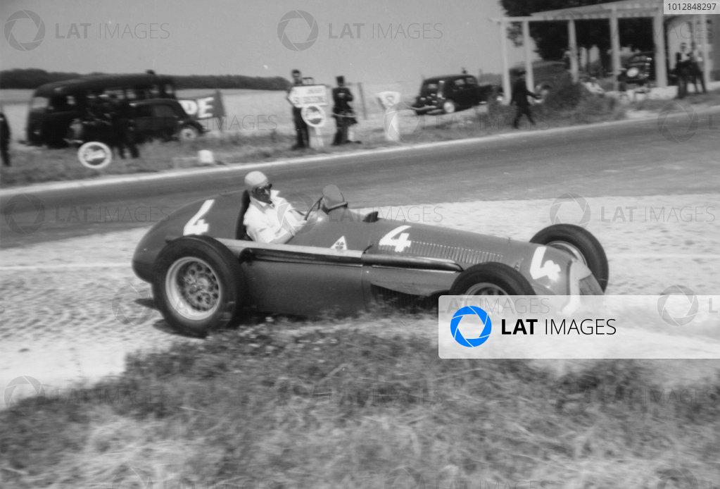 1951 F1 ALFA ROMEO 159 Juan FANGIO