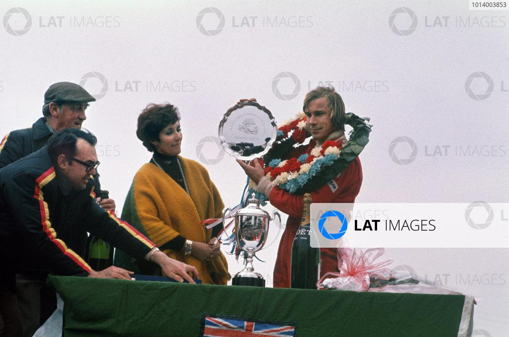 1976 BRDC International Trophy.