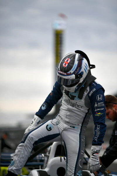 Verizon IndyCar Series IndyCar Grand Prix Indianapolis Motor Speedway, Indianapolis, IN USA Friday 12 May 2017 Max Chilton, Chip Ganassi Racing Teams Honda World Copyright: Scott R LePage LAT Images ref: Digital Image lepage-170512-indy-0294
