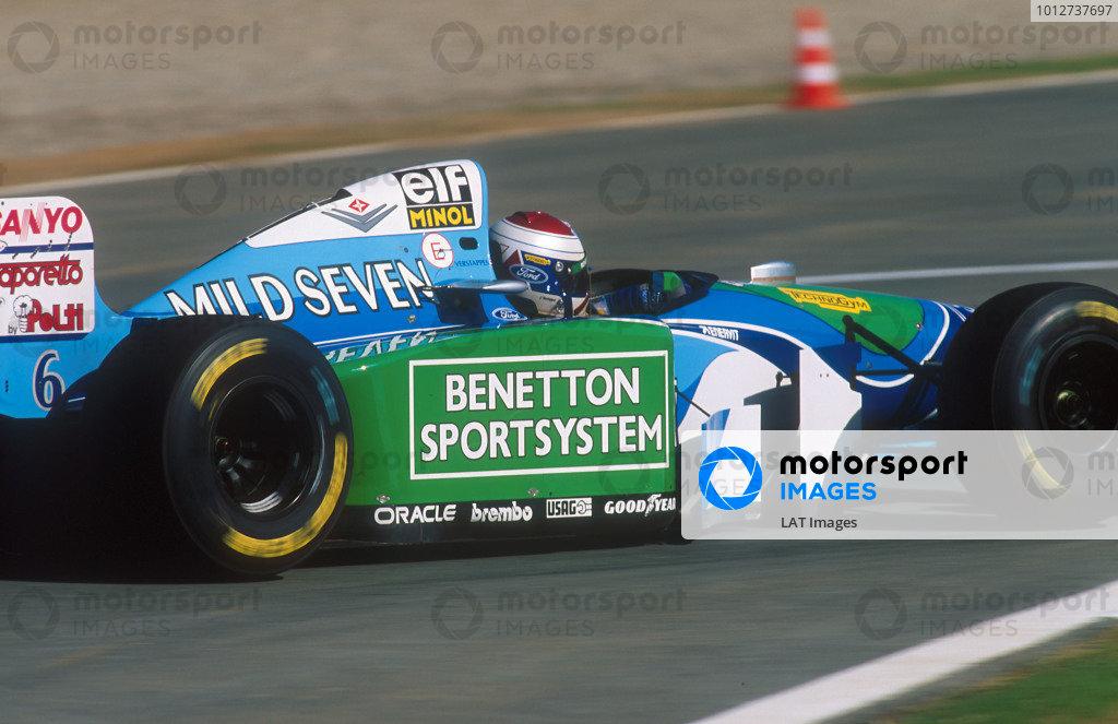 1994 European Grand Prix.