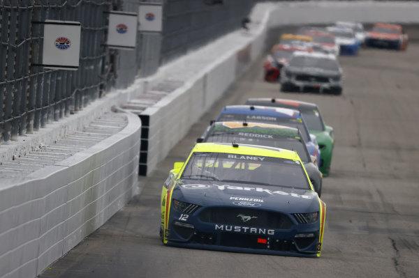#12: Ryan Blaney, Team Penske, Ford Mustang Menards/Tarkett