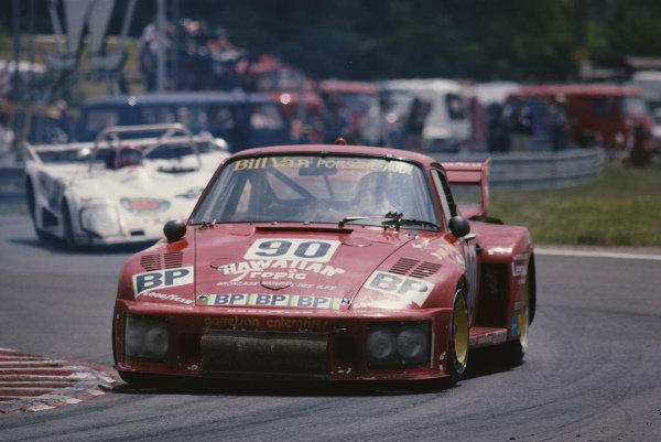 Brian Redman / John Paul Sr / Dick Barbour, Dick Barbour Racing, Porsche 935/77A.
