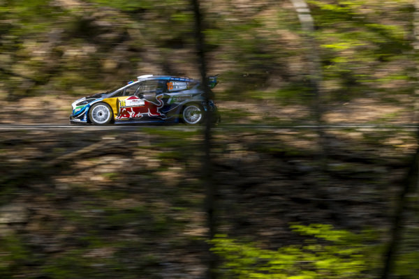 Adrien Fourmaux (FRA), M-Sport World Rally Team, Ford Fiesta WRC 2021