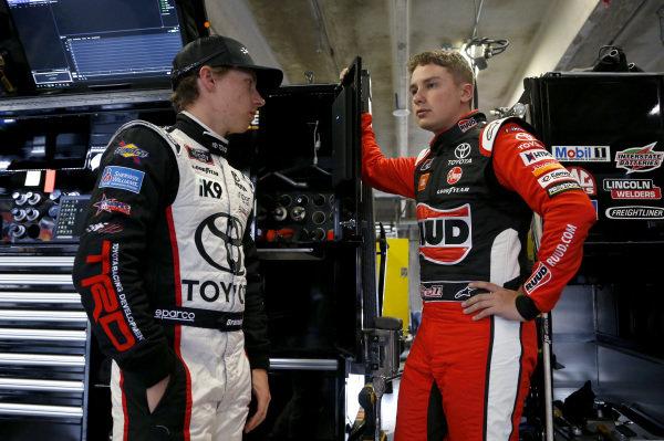 #20: Christopher Bell, Joe Gibbs Racing, Toyota Supra Ruud #19: Brandon Jones, Joe Gibbs Racing, Toyota Supra jdgibbslegacy.com